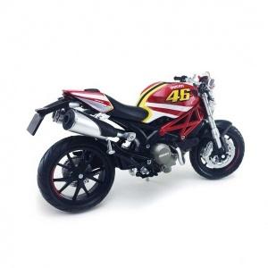 1:12 Ducati Monster 796 N.46 Model Motor