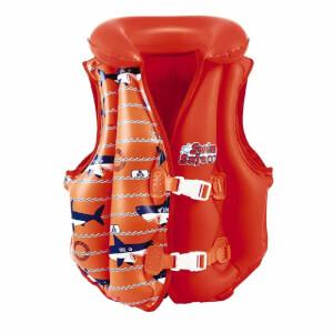 Swim Safe Kırmızı Can Yeleği