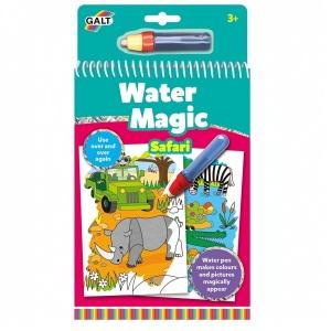 Sihirli Kitap - Safari