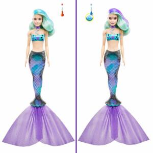 Barbie Color Reveal Renk Değiştiren Sürpriz Bebekler S4