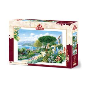 1500 Parça Puzzle : Kıyı Kasabası