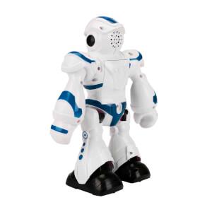 Uzaktan Kumandalı Müzikli ve Işıklı Programlanabilir Robot