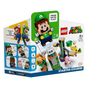 LEGO Super Mario Luigi ile Maceraya Başlangıç Seti 71387