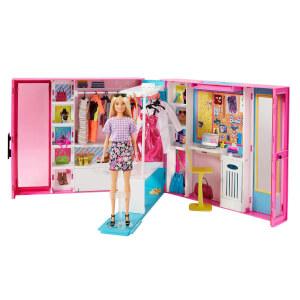 barbie nin ruya dolabi oyun seti gbk10