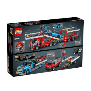 LEGO Technic Araba Nakliye Aracı 42098