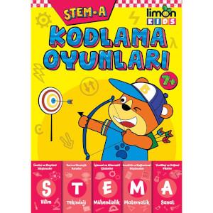 STEM-A Kodlama Oyunları 7+ Yaş