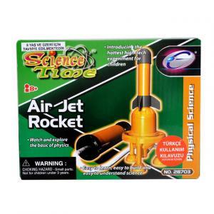 Bilim Seti : Jet Roket
