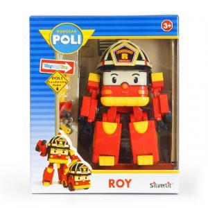 Robocar Poli Işıklı Dönüşen Figür Roy