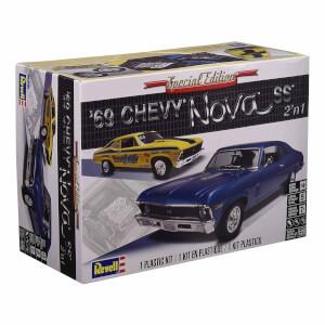 Revell 1:25 1969 Chevy Nova SS 2'in1 Araba VSA12098