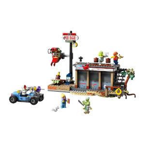 LEGO Hidden Side Karides Büfesi Saldırısı 70422