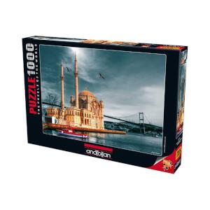 1000 Parça Puzzle : Ortaköy Cami Nostalji