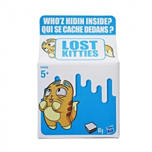 Lost Kitties Tekli Figür E4459