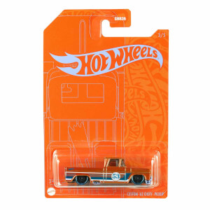 Hot Wheels Mavi ve Parlak Arabalar GRR35