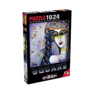 1000 Parça Puzzle : Derin Bakışlar