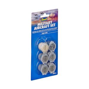 Revell Askeri Uçak Maket Boyası Seti 6'lı 39071