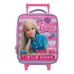 Barbie Çekçekli Anaokul Çantası 5006