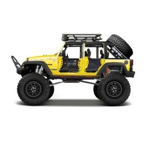 1:24 Maisto Jeep Wrangler Unlimited Desing 2015 Model Araba