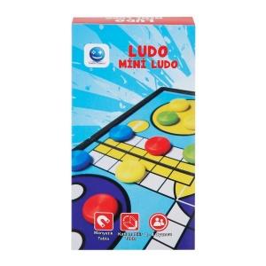 Mıknatıslı Mini Ludo Oyun Seti