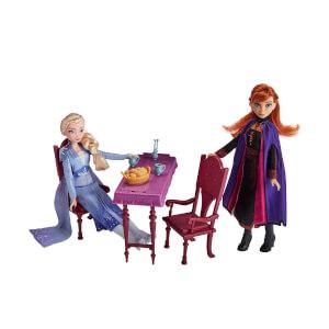 Disney Frozen 2 Katlı-Taşı Arendelle Şatosu E5511
