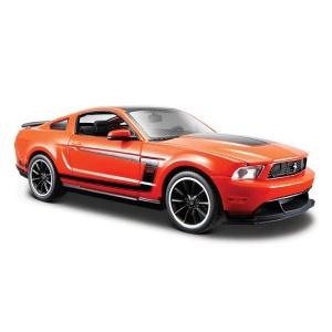 1:24 Maisto Ford Mustang Boss 302 Model Araba