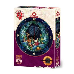 570 Parça Saat Puzzle : Astroloji