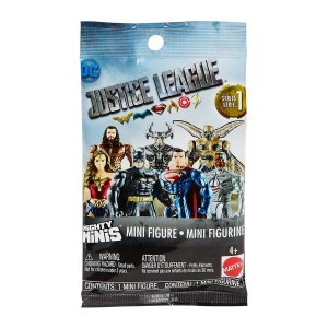 Justice League Mini Sürpriz Paket