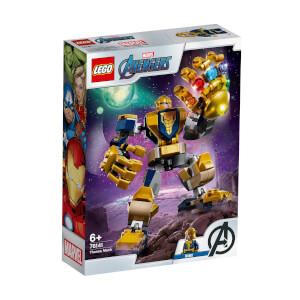 LEGO Marvel Avengers Movie 4 Thanos Robotu 76141