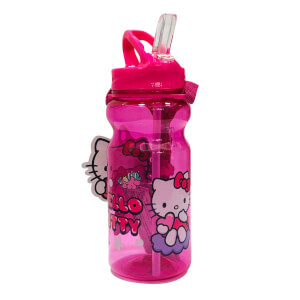 Hello Kitty Şeffaf Matara 500 ml. 97873