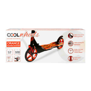 Cool Wheels 2 Tekerlekli Scooter 12+