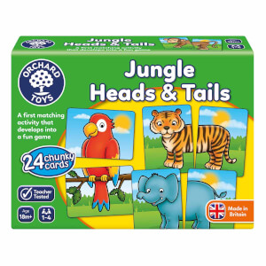 Jungle Heads and Tails Hafıza Oyunu