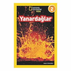National Geographic Kids Yanardağlar