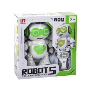 Uzaktan Kumandalı Dans Eden Robot