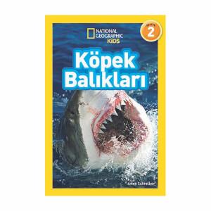 National Geographic Kids Köpek Balıkları