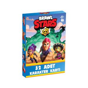 Brawl Stars Karakter Kartları 32 Adet