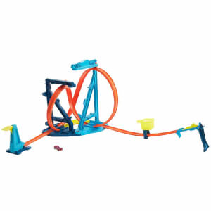 Hot Wheels Track Builder Unlimited Sonsuz Çember Pisti GVG10