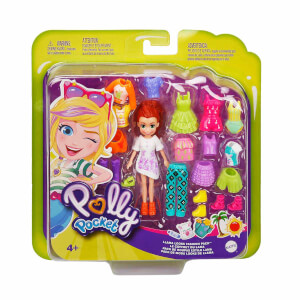 Polly Pocket ve Kıyafetleri GFT97