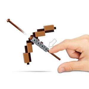 LEGO Minecraft Magma Küplü BigFig İskelet 21150