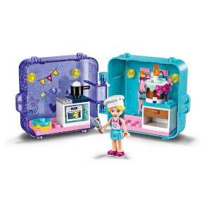 LEGO Friends Stephanie'nin Oyun Küpü 41401