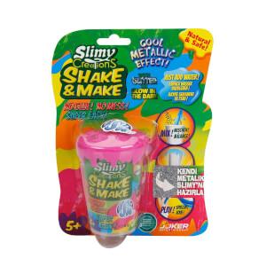 Slimy Creation Kendi Metalik Slimy'nı Yarat 8 gr.