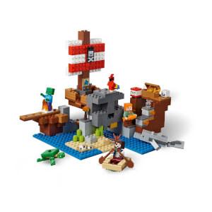 LEGO Minecraft Korsan Gemisi Macerası 21152