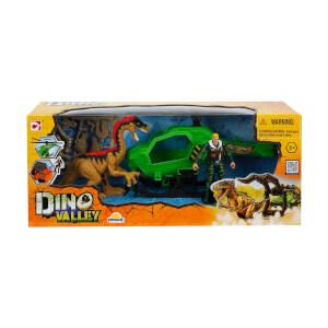 Dino Valley Dinozor Saldırısı Oyun Seti