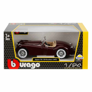 1:24 Jaguar XK 120 Roadster  Araba