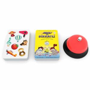 Hızlı Ve Dikkatli Eğitici Kart Oyunu