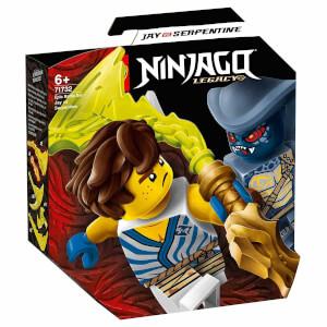 LEGO Ninjago Efsanevi Savaş Seti - Jay ile Serpentine 71732