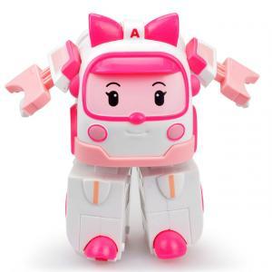 Robocar Poli Dönüşen Robot Figürler (Amber)