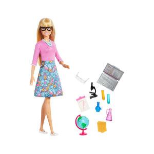 Barbie Öğretmen Bebek GJC23