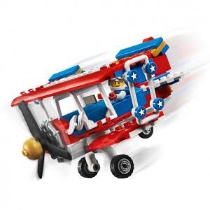 LEGO Creator Cesur Akrobasi Uçağı 31076
