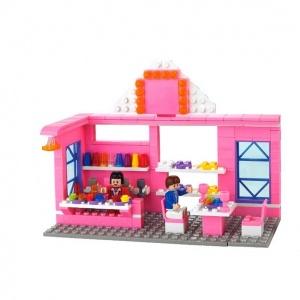 Yapım Seti : Ev ve Kafe