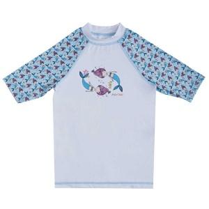 Slipstop Sirena UV Korumalı Çocuk Tişört