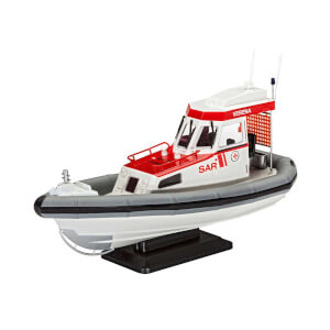 Revell 1:72 Rescue Boat DGzRS Verena Gemi 5228